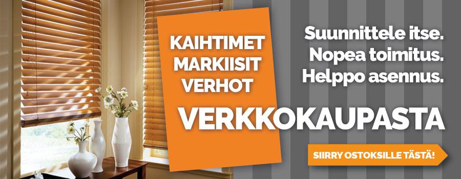 Tervetuloa ostoksille SOL-Kaihtimen verkkokauppaan. Klikkaa tästä ostoksille!